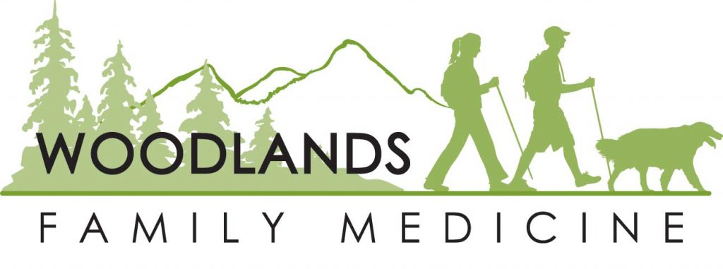 Logo for Woodlands Family Medicine, primary care providers in the medical village