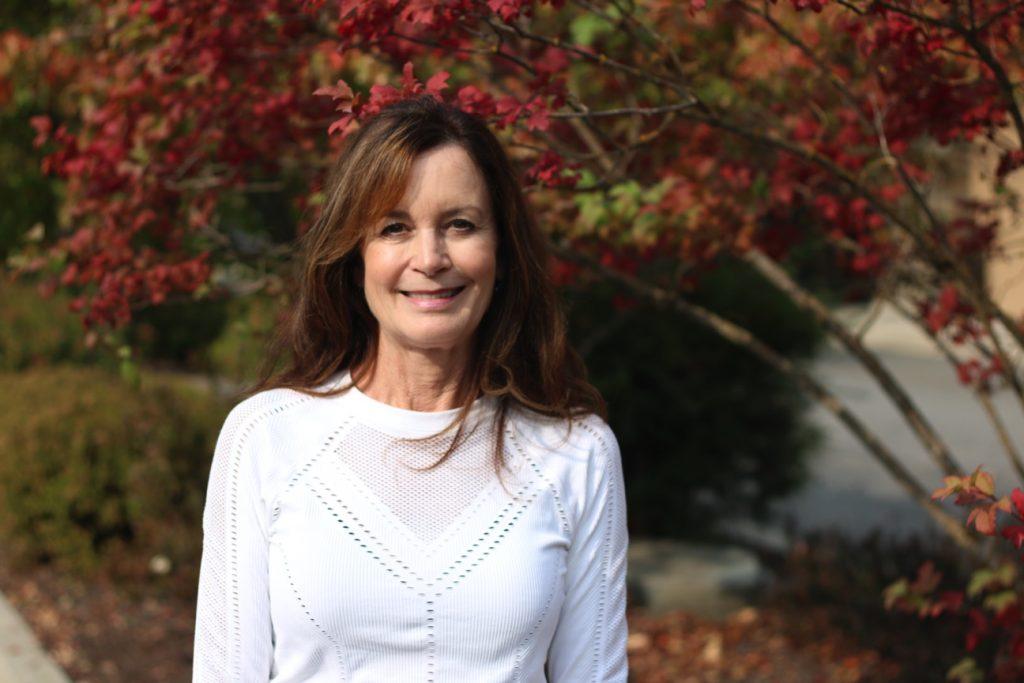 Liz mickelson, is a CNA and the patientl iason for the north idaho cardiac rehabilitation team.